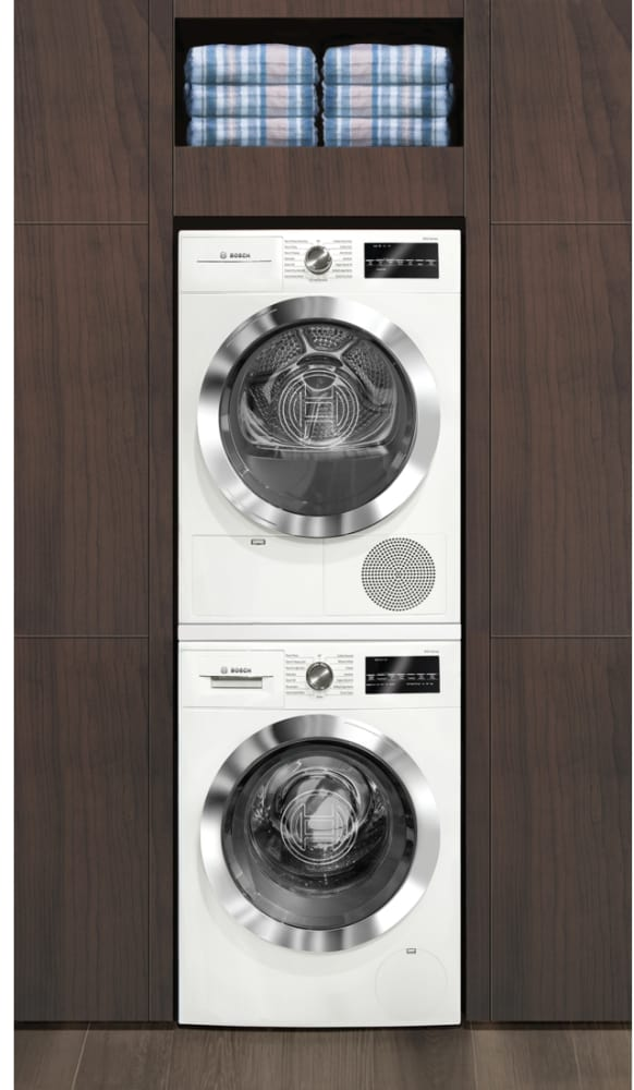 Bosch Wtg86402uc 24 Inch Electric Dryer With Condensation