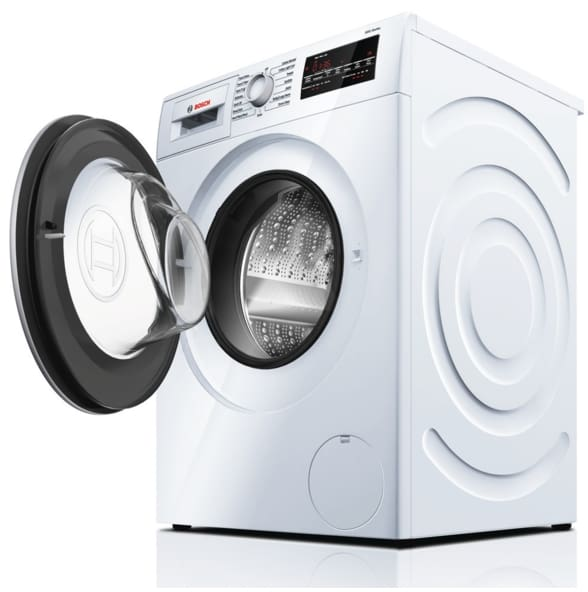 Front Load Washer With Bosch 500 Series Wat28401uc 24 Inch 2 Cu Ft