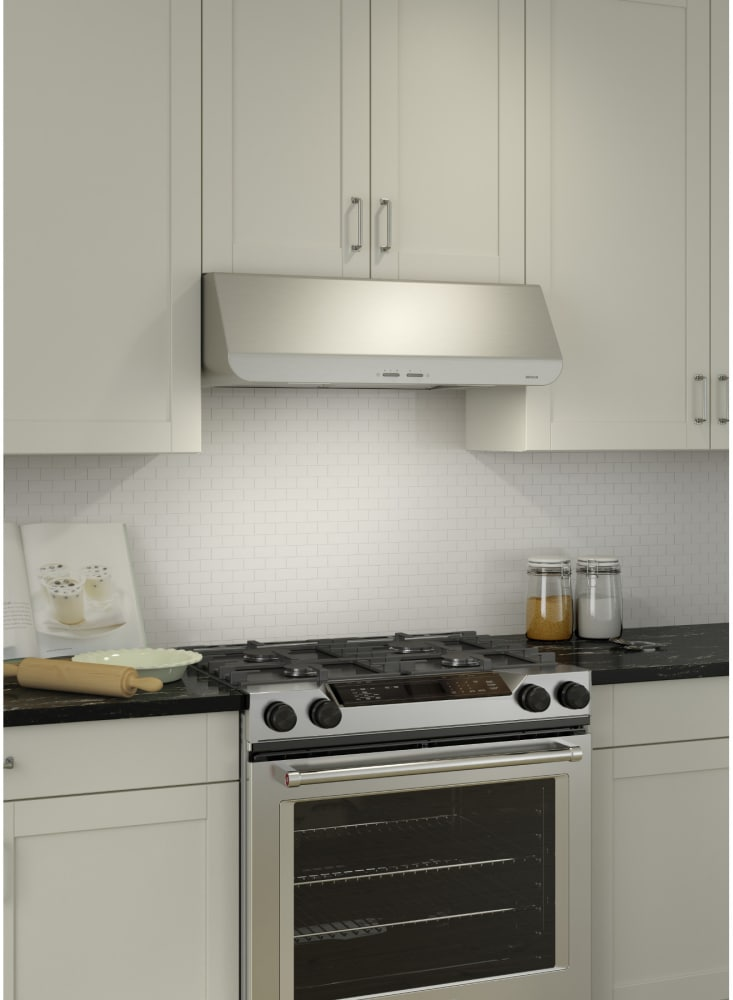 Broan Bpdp136ss 36 Inch Under Cabinet Range Hood With 400