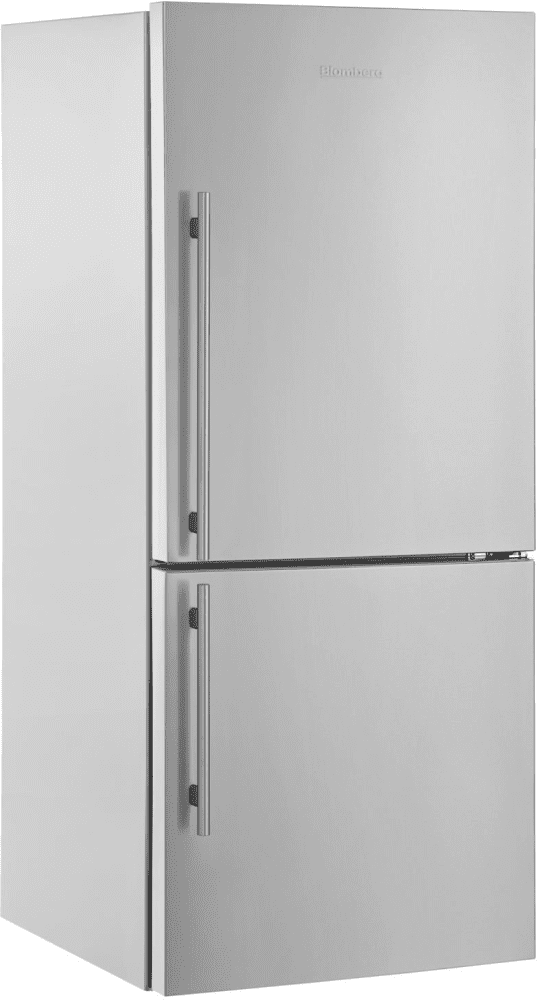 Very Blomberg BRFB1822SSN 30 Inch Bottom-Freezer Refrigerator with Dual  EJ73