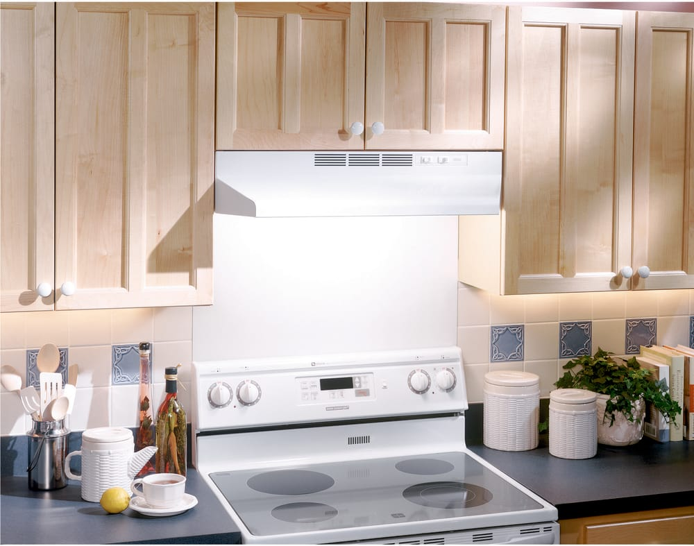 Hood Under Cabinet Range ~ Broan  inch under cabinet range hood with