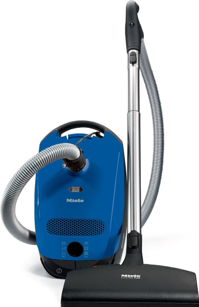 miele 41ban032usa classic c1 delphi canister vacuum cleaner with 1 200 watt vortex motor 6. Black Bedroom Furniture Sets. Home Design Ideas