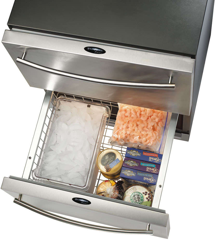 U Line Combo 2000 Series C2275dwrol00 Ice Maker In Freezer Section