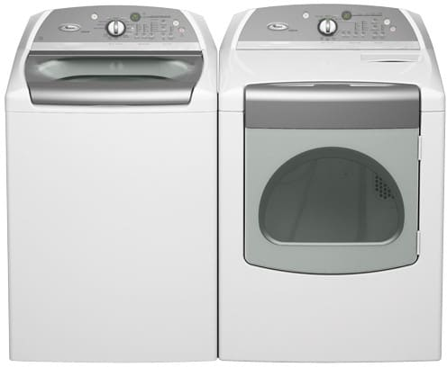 Whirlpool Wtw6600sw 28 Inch Top Load Washer With 4 6 Cu