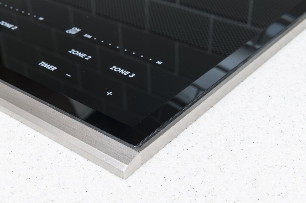 wolf ce365 trim detail electric cooktop - Electric Cooktop