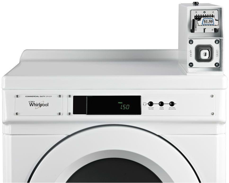 Whirlpool Ced9050aw 27 Inch Electric Dryer With 1 3 Hp