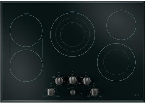 GE CEP70302MS1 30 Inch Smoothtop Electric Cooktop
