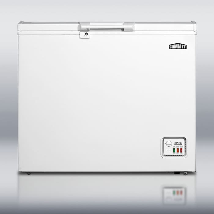 Summit Cf07es 6 4 Cu Ft Mid Size Chest Freezer With 4