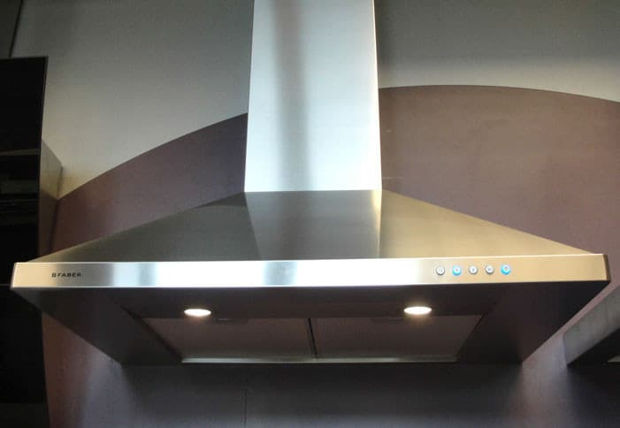 Faber Clas30ss300b 30 Inch Wall Mount Range Hood With