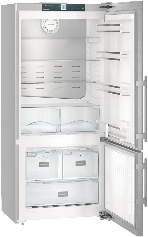 Liebherr Cs1400rim 30 Inch Counter Depth Bottom Freezer