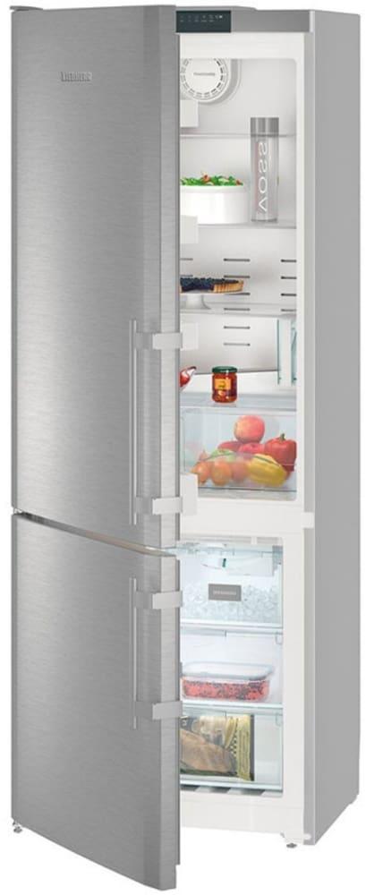 Liebherr Cs1640bl 30 Inch Counter Depth Bottom Freezer