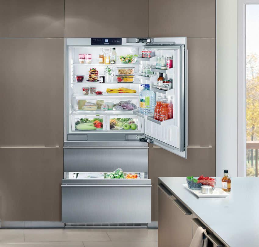 ... Liebherr Premium Plus Series CS2060   Right Hinge Door Swing Lifestyle  View