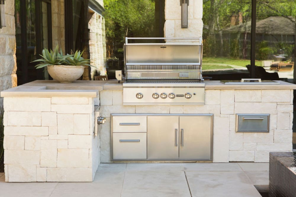 Coyote cslx36ng 36 inch built in gas grill with 875 sq in for Coyote outdoor grills reviews