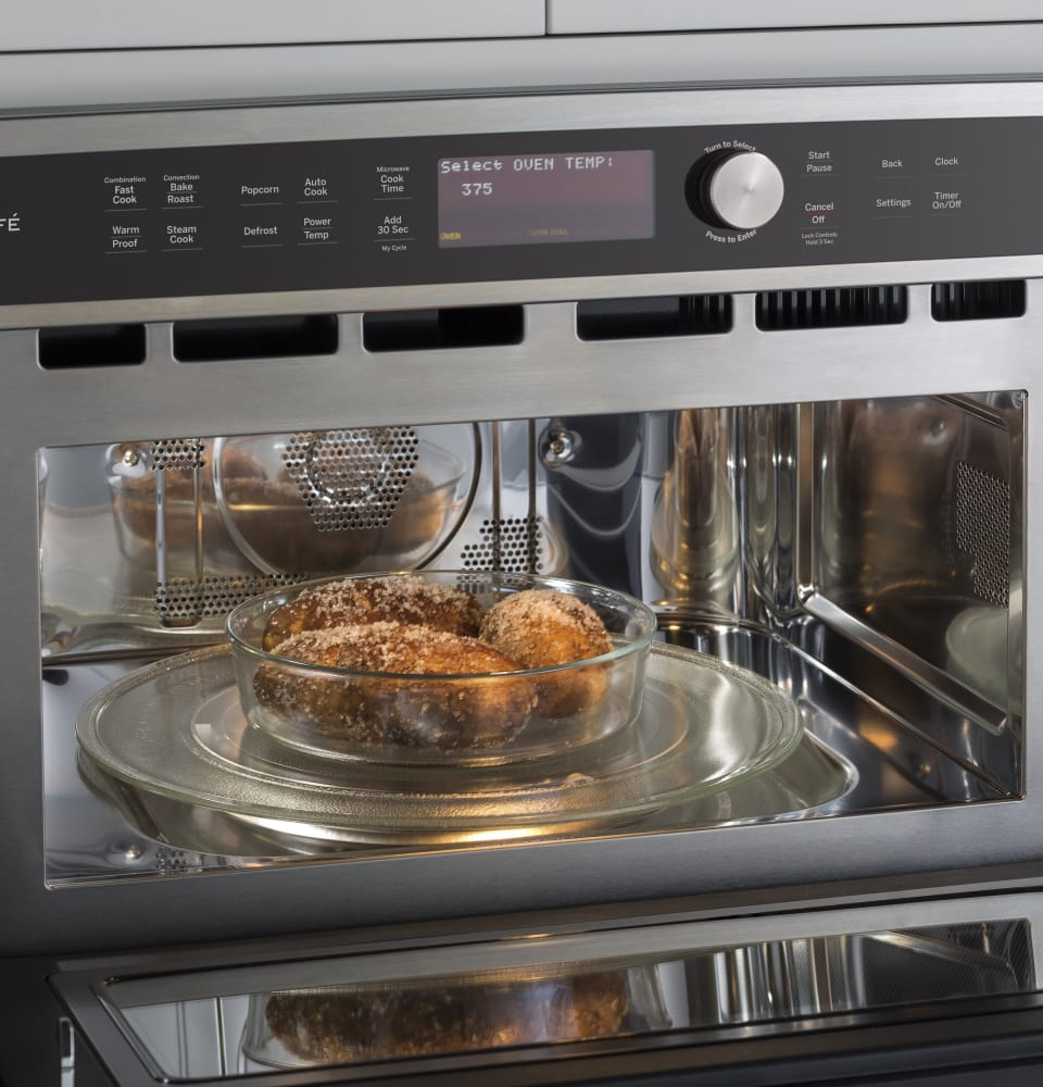 Cafe CWB7030SLSS 1.7 Built-In Microwave Oven With