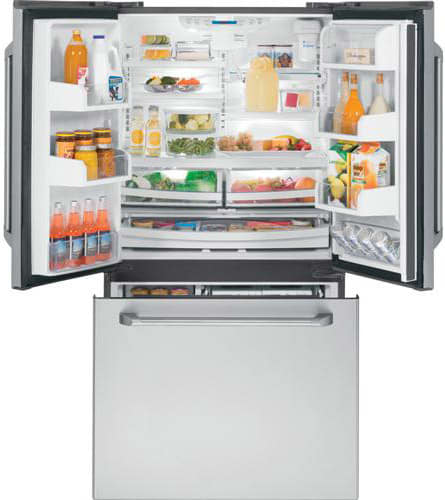 Cafe Cws21ssess 20 7 Cu Ft Counter Depth French Door