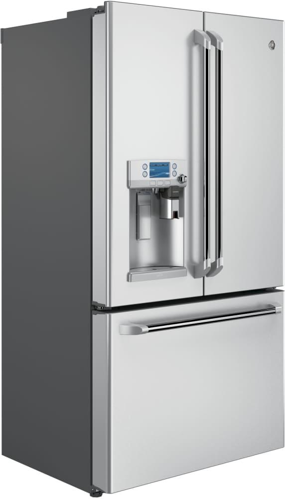 Cye22ushss Ge Keurig Refrigerator With K Cup Coffee Brewing