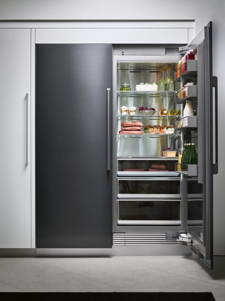 Dacor DRR36980RAP 36 Inch Panel Ready Refrigerator Column ...