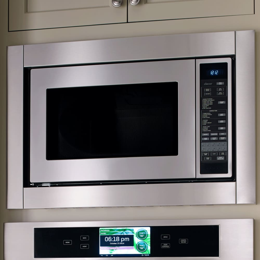 Extended Auto Warranty >> Dacor DCM24S 1.5 cu. ft. Countertop Convection Microwave ...
