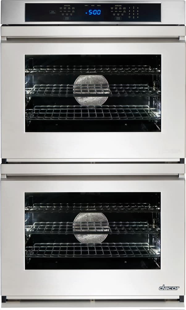 Dacor Rno230fs 30 Inch Double Electric Wall Oven With 4 8