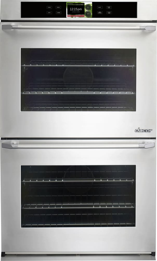 Dacor Dyo230s 30 Inch Double Electric Wall Oven With 4 8
