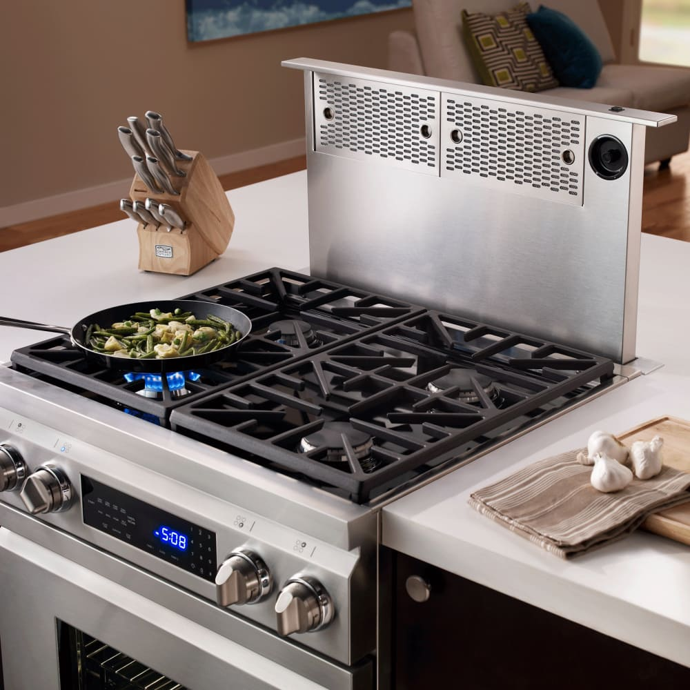 Dacor Dr30d 30 Inch Pro Style Dual Fuel Range With