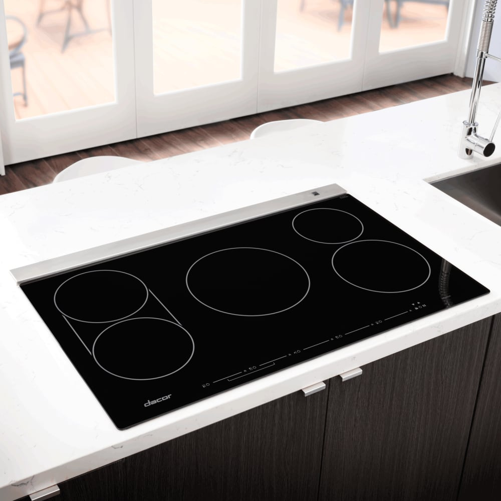 ... Dacor Discovery DYTT305NB   5 Burner Induction Cooktop From Dacor ...