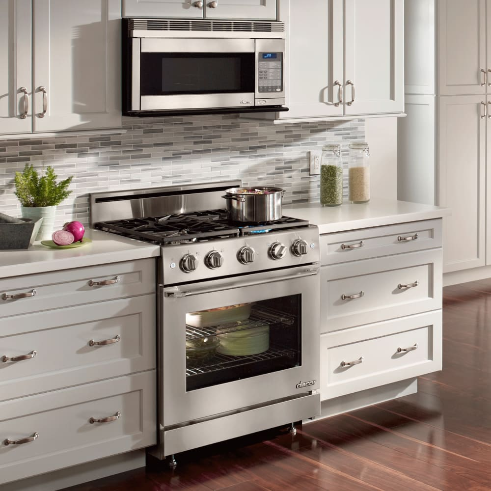 Dacor Dr30gsng 30 Inch Freestanding Gas Range With 4 8 Cu