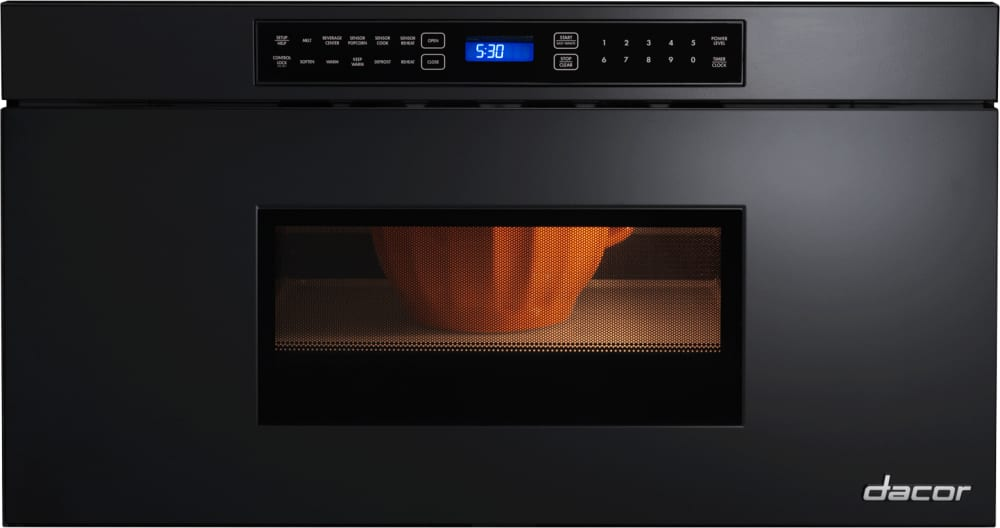 Dacor Rnmd30b 30 Inch Microwave Drawer With 950 Watts