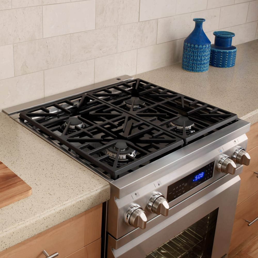 Dacor Distinctive Dr30ding Dual Fuel Range From