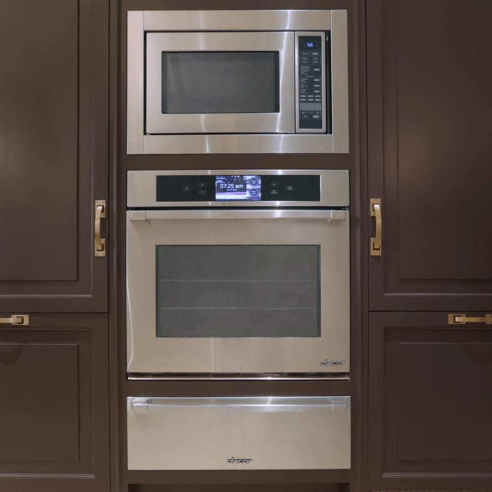Dacor Discovery Iq Dyo130s Electric Wall Oven