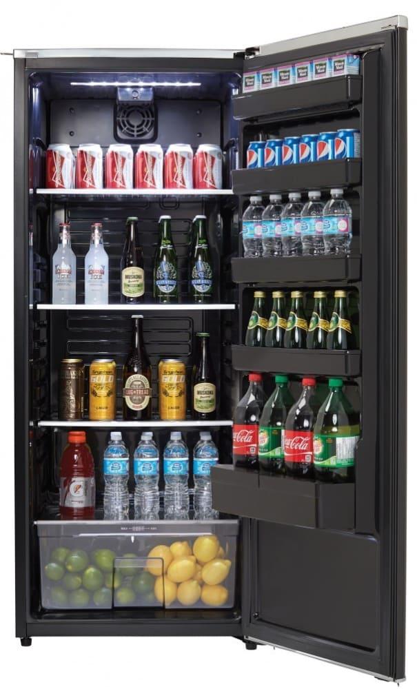 Danby Dar110a2mdb 24 Inch All Refrigerator With 11 0 Cu