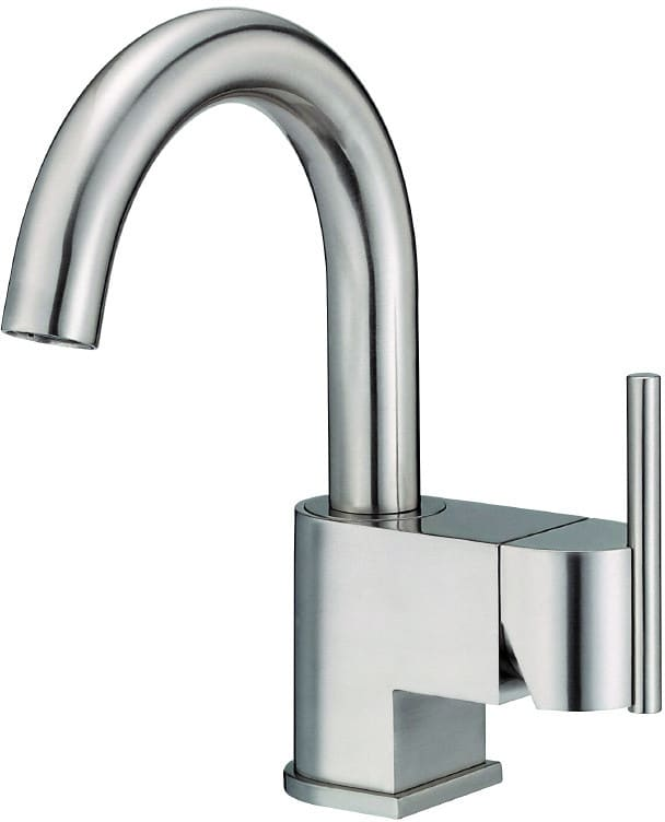 Danze® D222542BN Single Handle Bathroom Faucet with 6 Inch ...