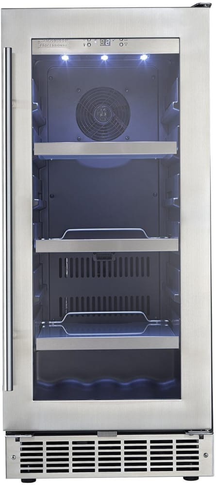 Danby Dbc031d1bsspr 15 Inch Built In Beverage Center With