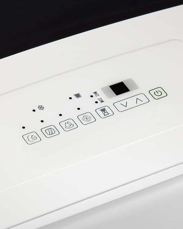 danby premiere series ddr60b3wp electronic controls - Danby