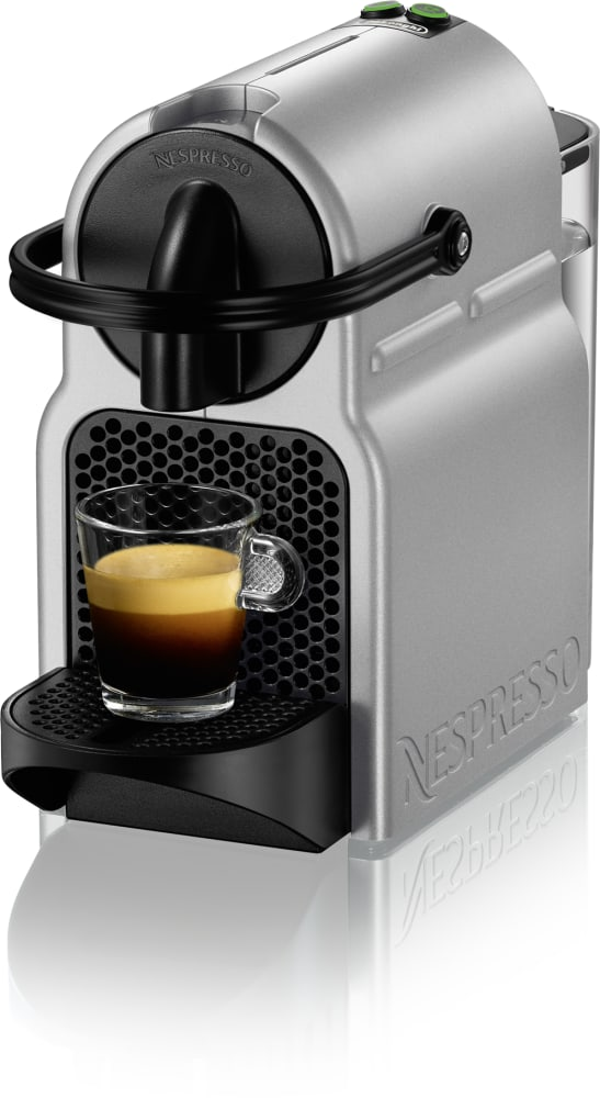nespresso en80s inissia espresso machine with 2 one touch presets fast preheat auto power off. Black Bedroom Furniture Sets. Home Design Ideas