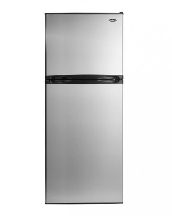 Danby DFF100C1BSSDD 24 Inch Refrigerator with Electronic ...