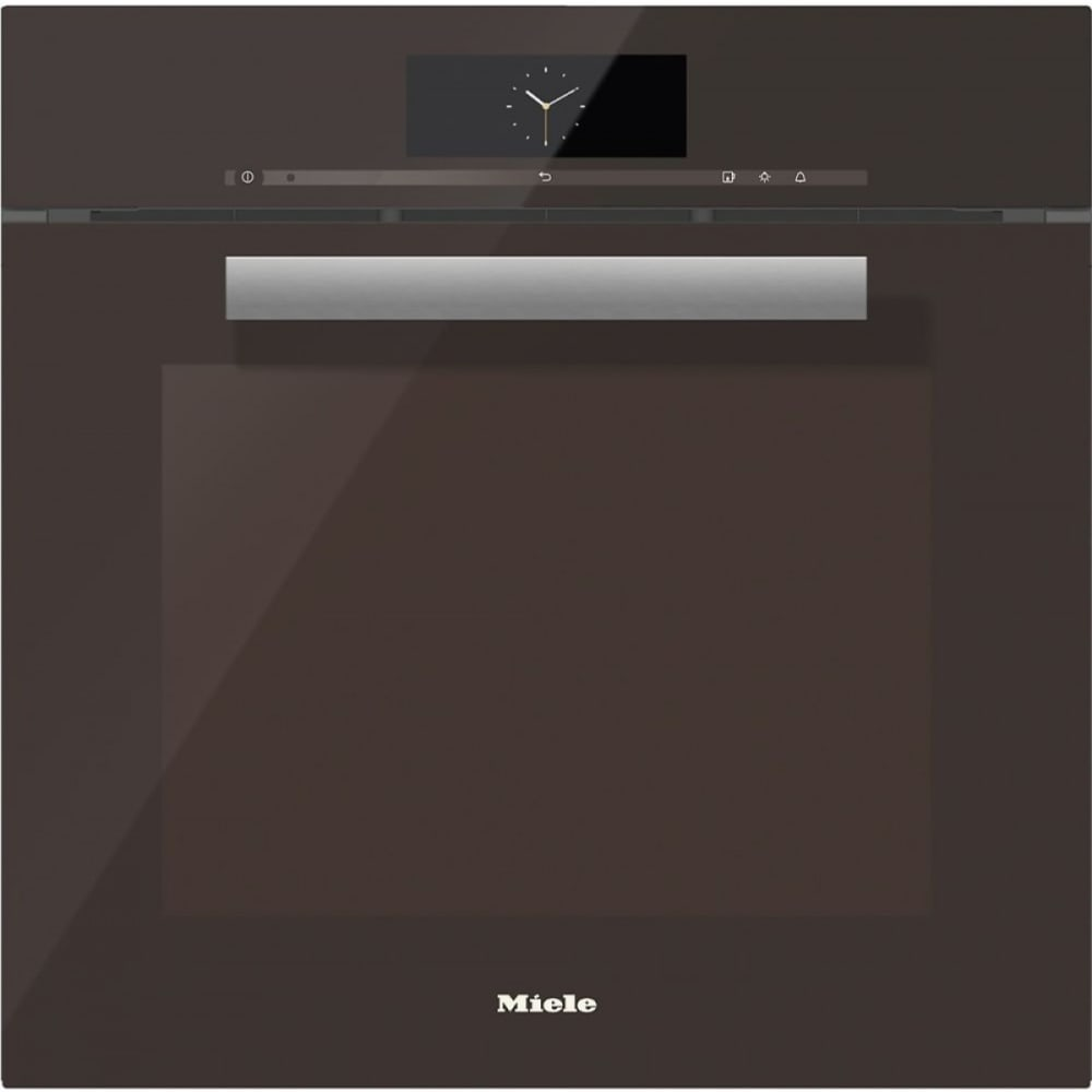 miele dgc6865xxlhvbr 24 inch plumbed pureline steam oven. Black Bedroom Furniture Sets. Home Design Ideas