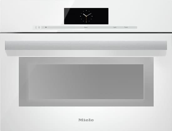 miele dgc68001 24 inch single steam oven with 1 7 cu ft. Black Bedroom Furniture Sets. Home Design Ideas