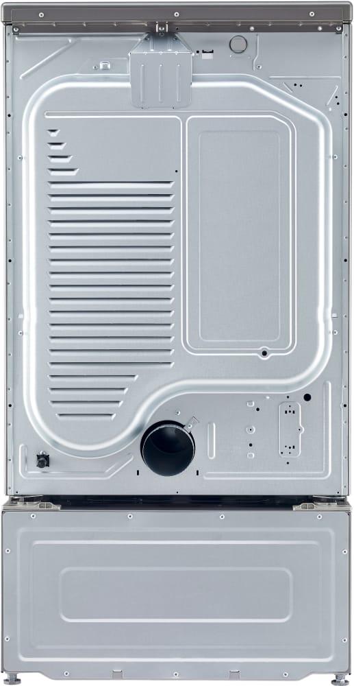 Lg Dlgx3371v 27 Inch 7 4 Cu Ft Gas Dryer With Truesteam