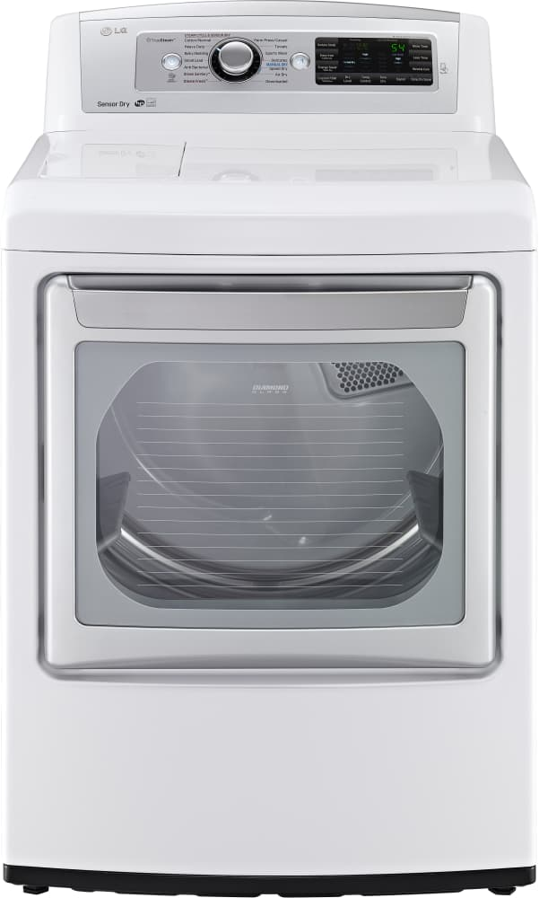 LG SteamDryer Series DLEX5780WE