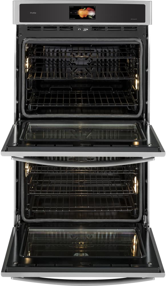 Ge Pt9551slss 30 Inch Built In Double Convection Electric