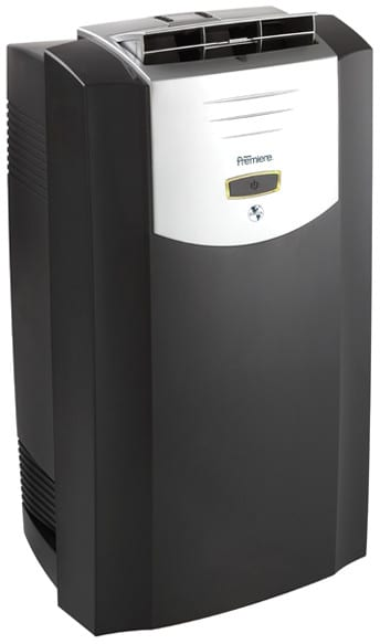 Danby Dpac13009 13 000 Btu Portable Air Conditioner With Electronic Controls 3 Fan Speeds 550 Sq Ft Cooling Area And Remote