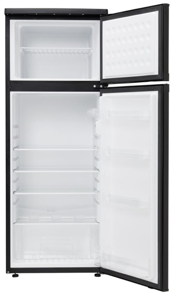 Danby DPF073C1BDB 7.3 cu. ft. Top Freezer Refrigerator with 3 ...