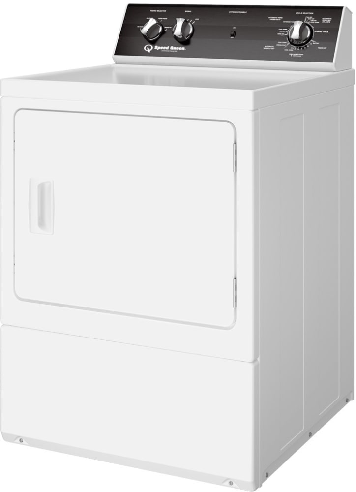 Speed Queen Dr5000we 27 Inch Electric Dryer With 4 Preset