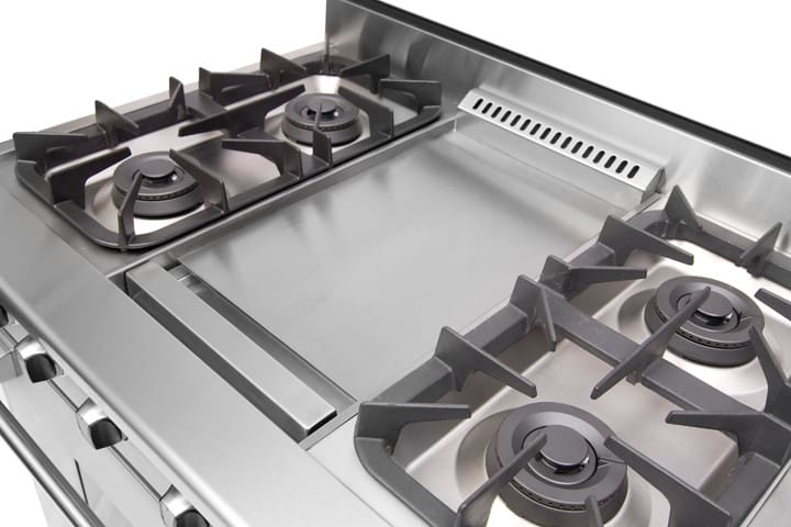 Nxr Drgb3601lp Featured View Cooktop