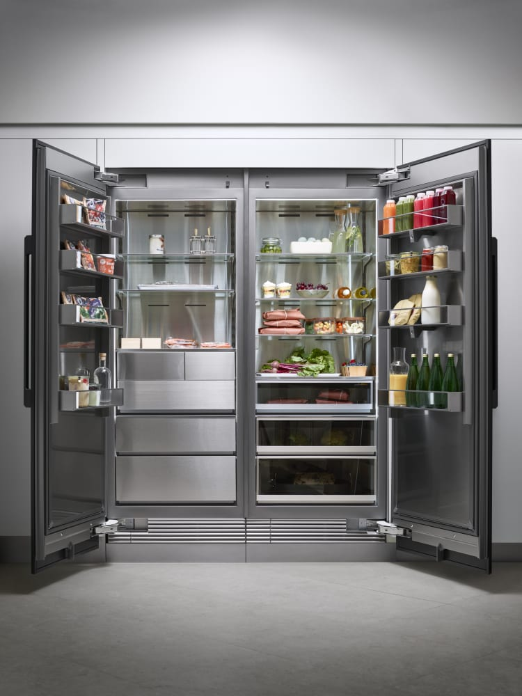 Dacor Drz30980lap 30 Inch Panel Ready Freezer Column With