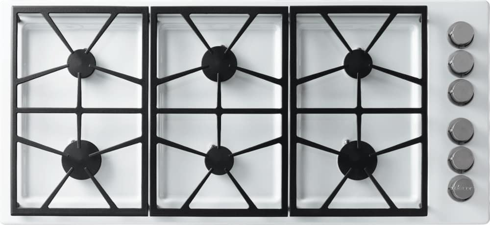 Dacor Dtct46x 46 Inch Gas Cooktop With 6 Sealed Burners
