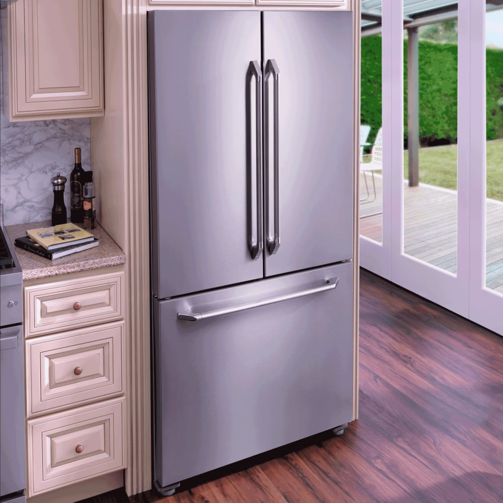 Dacor Dtf36fcs 36 Inch French Door Refrigerator With Bluev