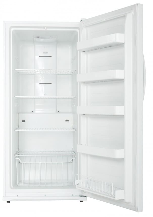 Danby DUF138E1WDD 28 Inch Upright Freezer with 13.8 cu. ft. Capacity ...