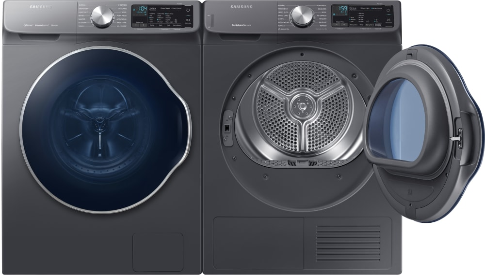 Samsung Sawadreig68502 Stacked Washer Amp Dryer Set With